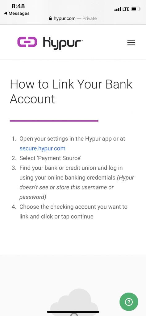 Hypur's Upgraded Account Verification